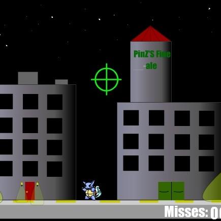 Отстрел Покемонов