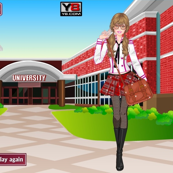 Барби идет в коледж