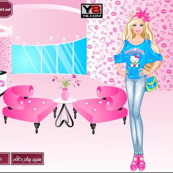 Очень стильная Барби
