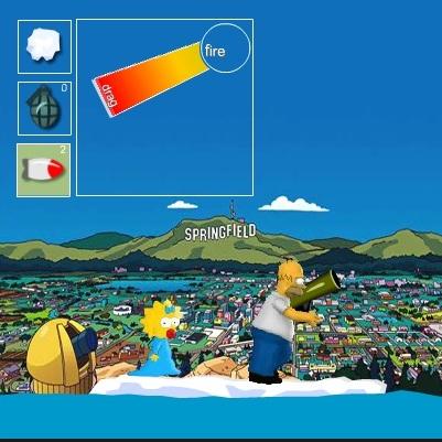 Битва Симпсонов