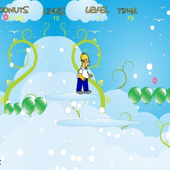 Симпсоны чудесное приключение Гомера