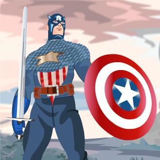 Капитан Америка: Боевой стиль
