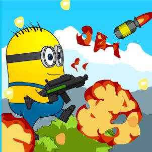 Ракетня атака Миньонов