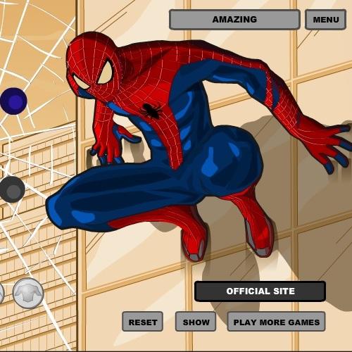 Новый образ Человека-паука