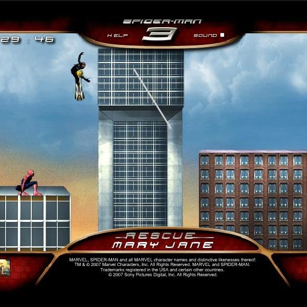 Человек-паук 3 спасает Мери Джейн