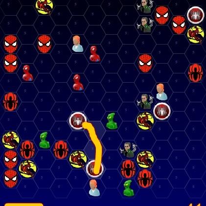 Человек-паук подбери пару