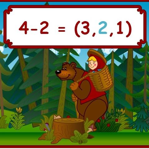 Маша и Медведь интеллектуальная викторина