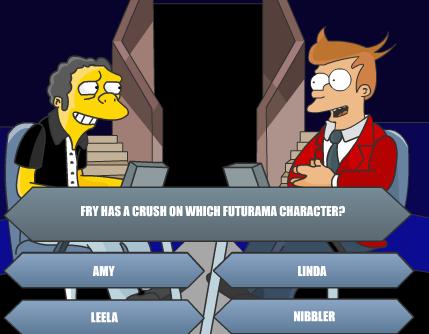 Фрай хочет стать миллионером
