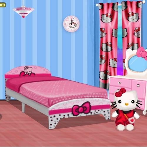 Спальня Хелло Китти