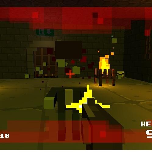 Майнкрафт побег из подземелья