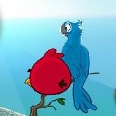 Рио злые птички