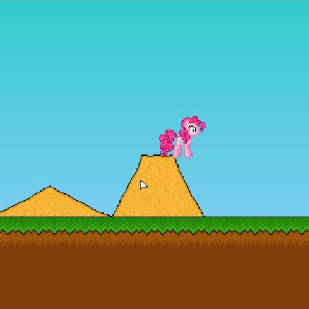 Литл Пони приключение Пинки Пай