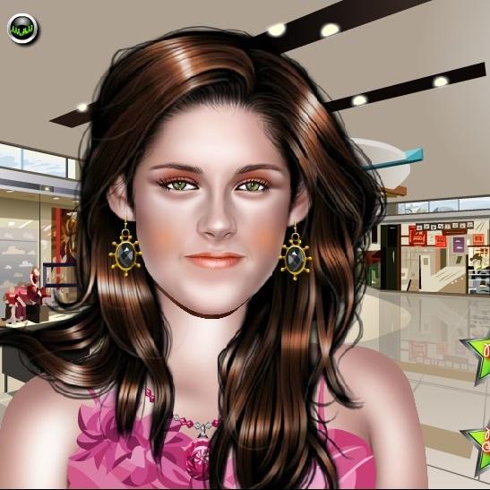 Сумерки макияж Кристен