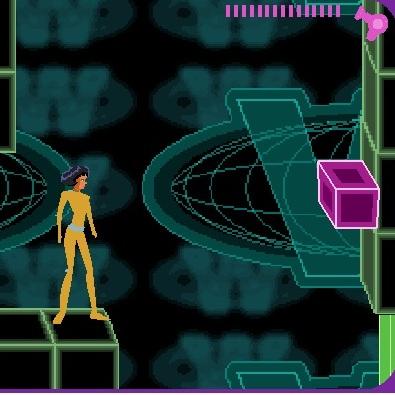 Тотали Спайс миссия в кибер-мире