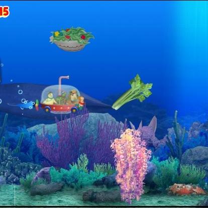Чудо зверята подводные приключения