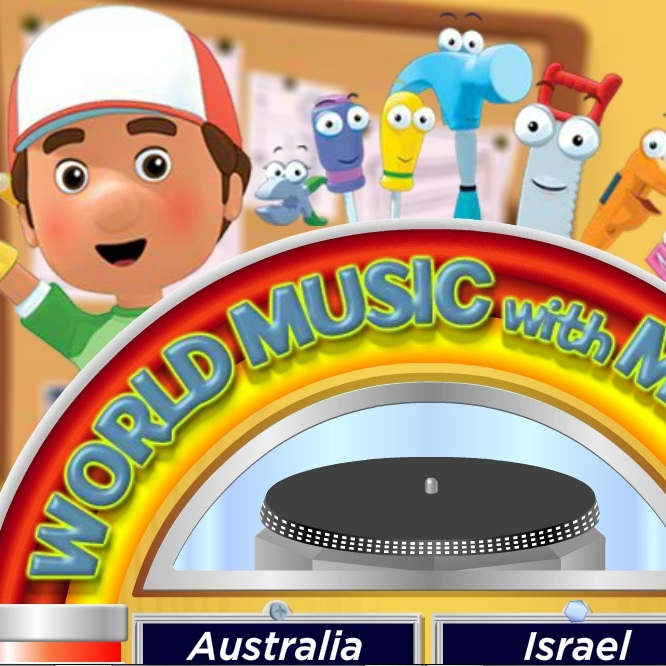 Умелец Мэнни мировая музыка