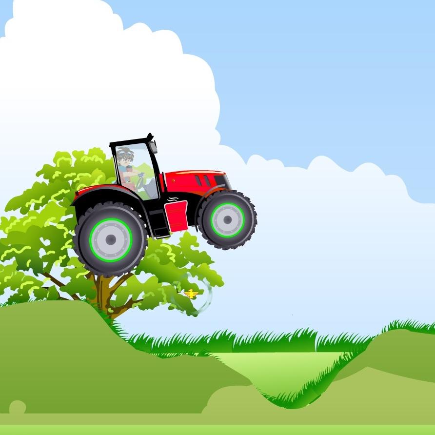 Бакуган тракторист
