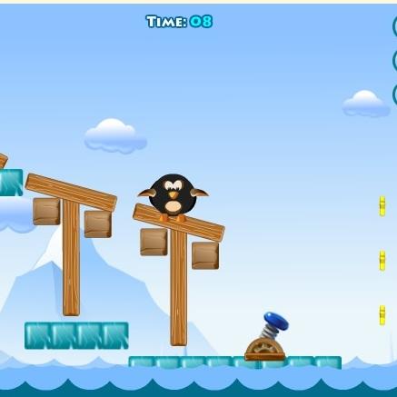 Приключение Пингвинёнка