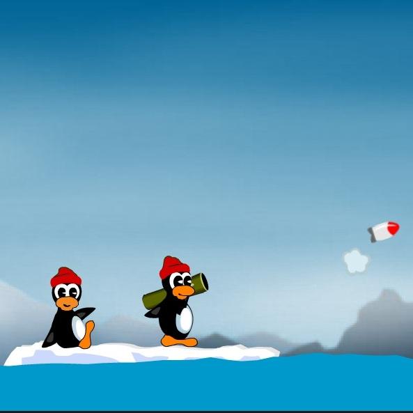 Борьба Пингвинов