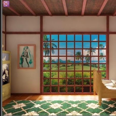 Дом Хацунэ Мику