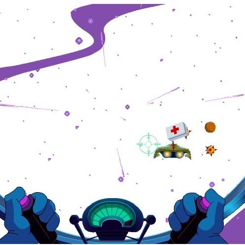 Весёлые мелодии: миссия в космосе Доджерса