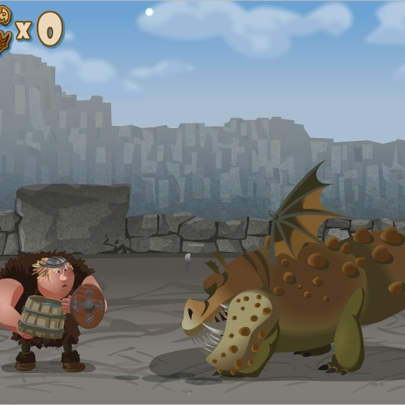 Ка приучить дракона сражение с Громмелем