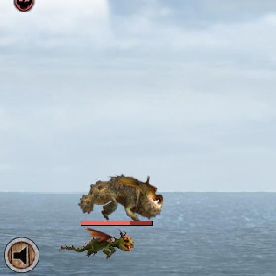 Как приучить дракона атака изгнанцев