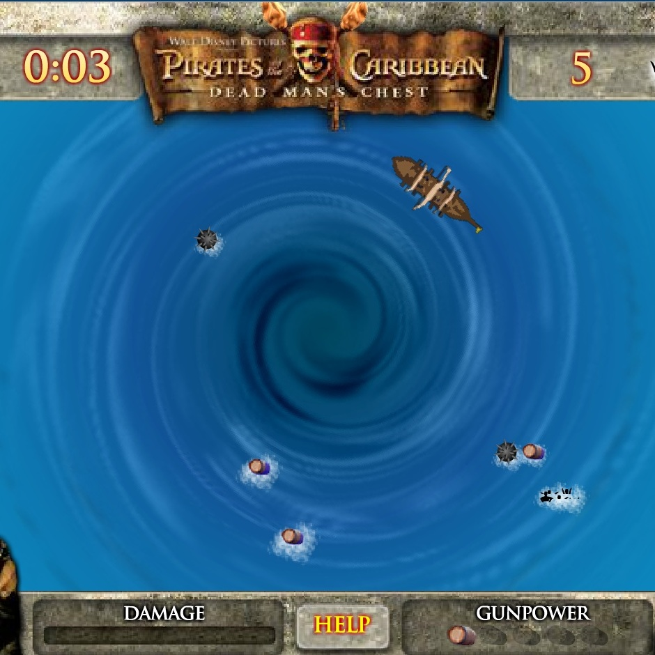 Пираты Карибского моря: Атака Кракена