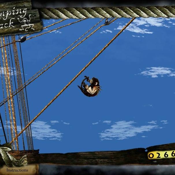 Пираты Карибского Моря: Прыжки обизьянки