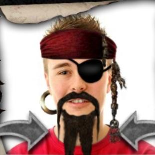 Пираты Карибского моря: Веб камера