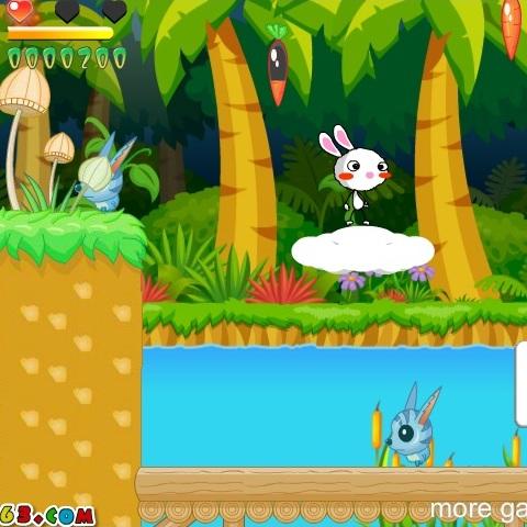 Приключение кролика