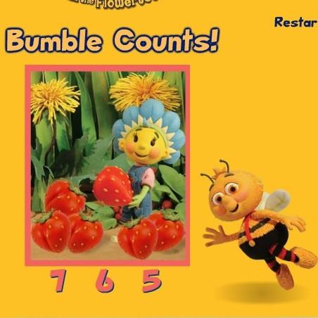 Математика с Фифи и цветочными малышами