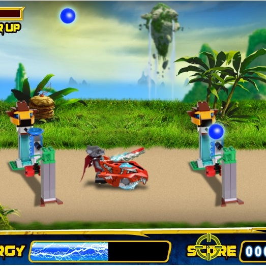 Лего Чима мотоциклы