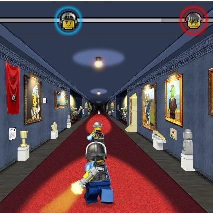 Лего Ограбление музея