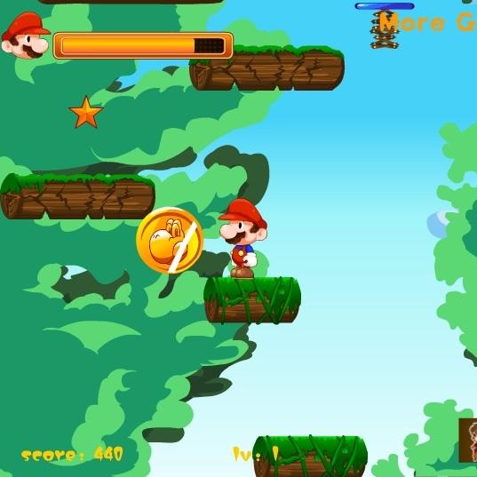 Марио прыгун