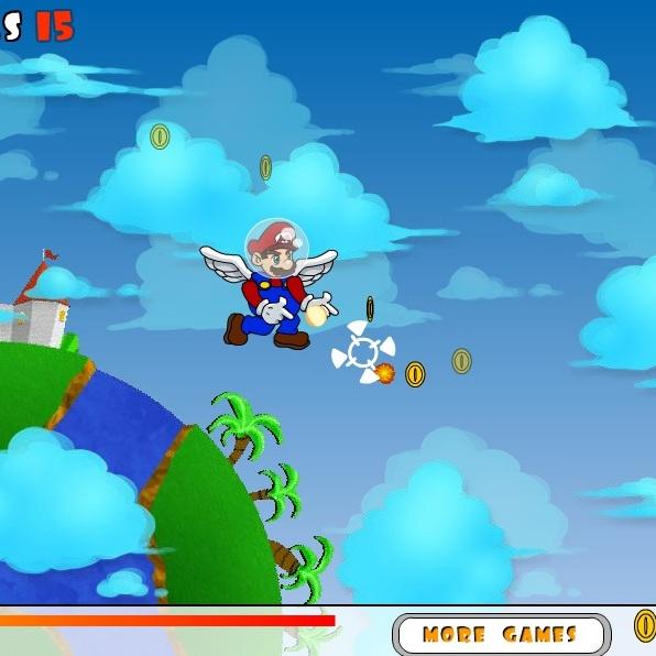 Марио небесный стрелок