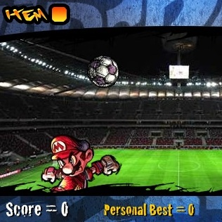 Марио на Евро 2012