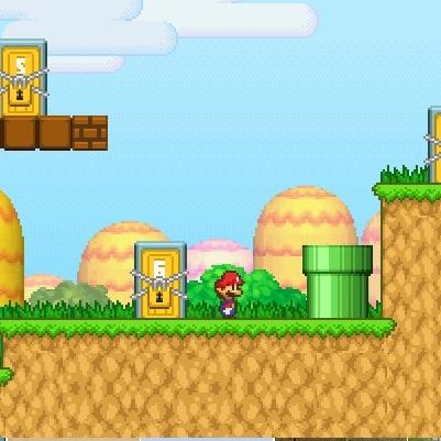 Марио собирает звезды